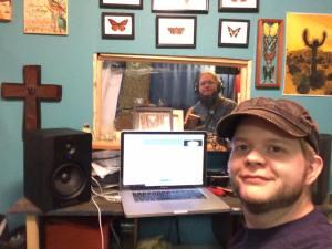 Recording The Lost Trail